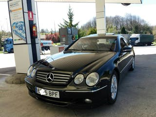 Mercedes-benz CL Coupe 2001