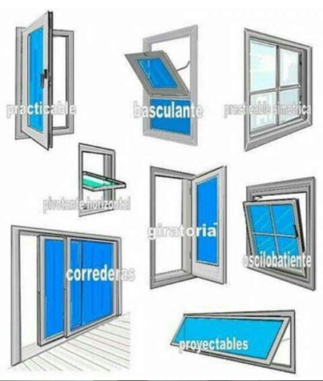 Ventanas Y Puertas Aluminio Y Pvc De Segunda Mano Por 75 En Sesena - Puertas-de-aluminio-fotos