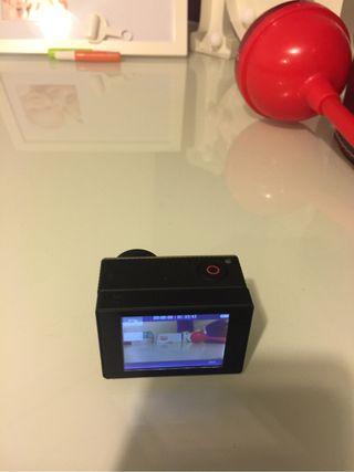 Gopro 3 con pantalla táctil