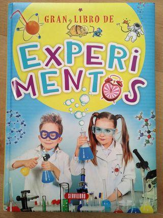 Libro experimentos