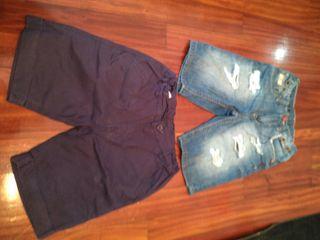 pantalon corto 6 años