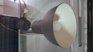 1. LAMPARA. FORJA