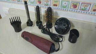 Cepillo Eléctrico Calor+6 accesorios