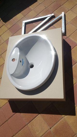 Conjunto para lavabo