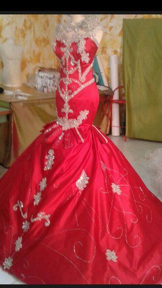Vestidos de novia gitana de segundas