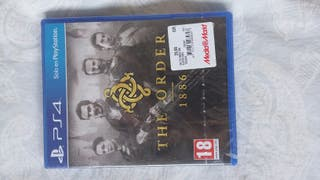 Juego PS4 The Order