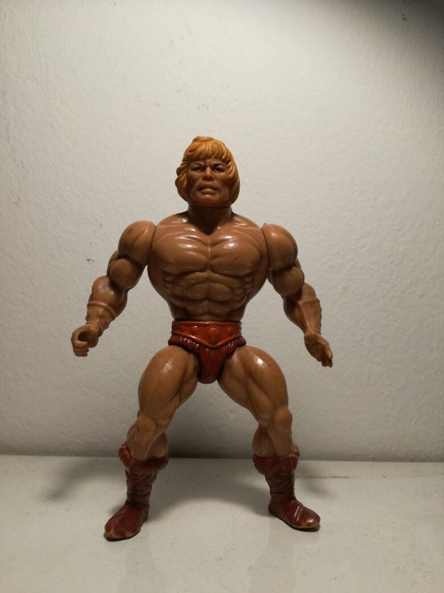 He-man motu años 80