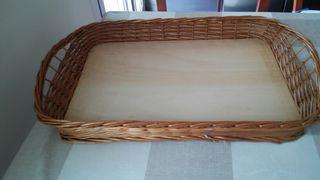Bandeja ropa plancha (57 x 37 cm.)