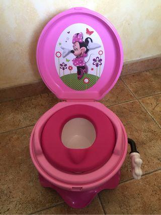 Orinal Minnie 3 en 1 Disney