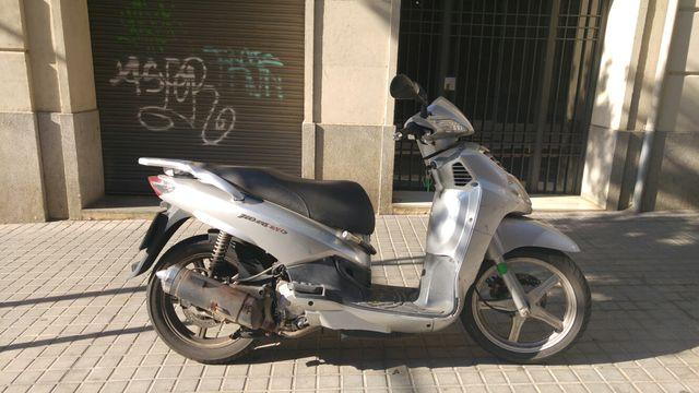 Moto Sym Hd 125 EVO