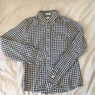 Camisa cuadros Abercrombie