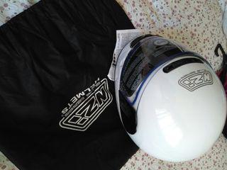 Casco moto NZI nuevo a estrenar
