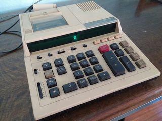 Calculadora impresora Compet CS-2181