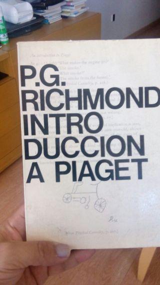 Introduccion a Piaget ( psicologia)