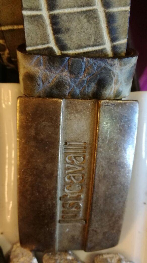 Cinturon Just Cavalli Talla 40-42