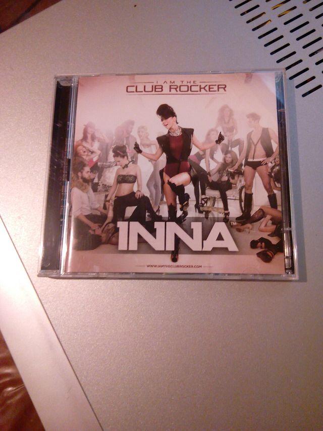 cd. Inna 2 discos I al the club rocker