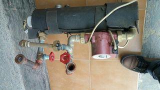 calderin de calefaccion 6000W nuevo sin usar