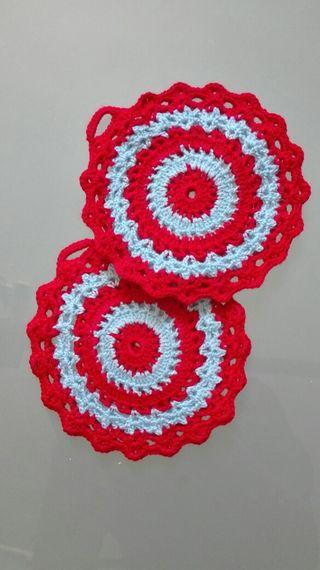 NUEVO ganchillo, crochet, Piqué, lana, hilo...