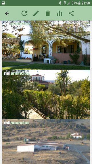Finca rústica en Extremadura. NEGOCIABLE.