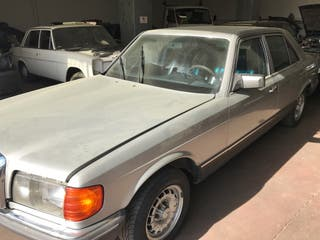 Mercedes-benz 280 SE Despiece completo