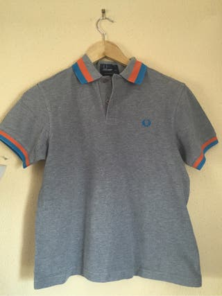 Polo niño Fred perry