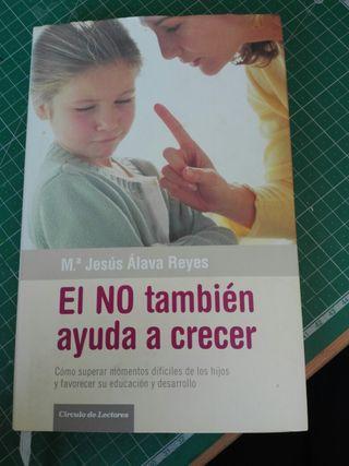 Libro «El NO también ayuda a crecer»