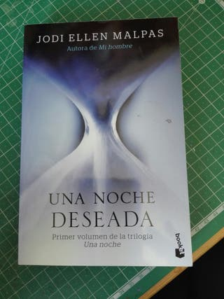 Libro «Una noche deseada»