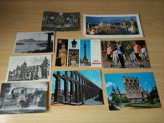 Postales antiguas ciudades España