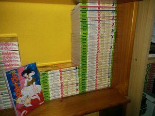 InuYasha tomos manga.
