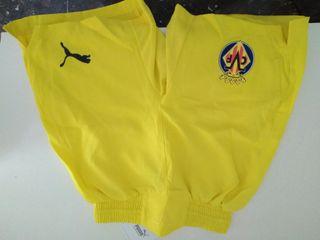 Pantalón Villarreal CF