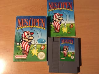 NES Open Tournament Golf NES
