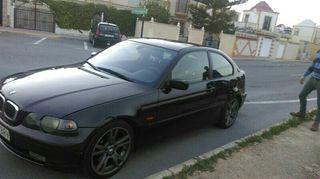 BMW Serie 3 2002 aceptó cambio por coche gasolina