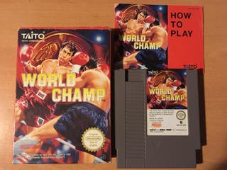 World Championship NES