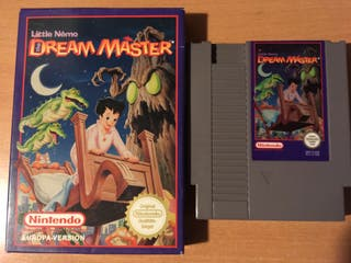 Little Némo Dream Master NES