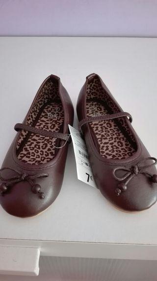 zapatos de niña talla 27