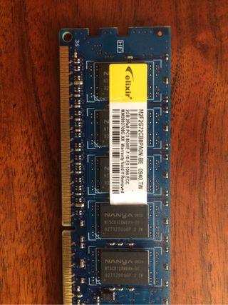 Memoria MacPro 16Gb Elixir