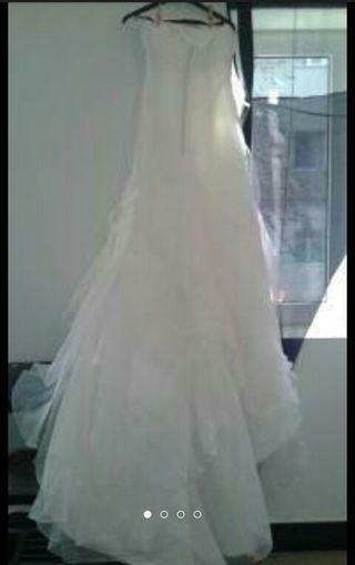 vestido de novia pronovias de segunda mano en la provincia de a