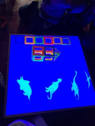 Caja de Luz desde 40€ 40x40, 40x50, 50x50, 50x60