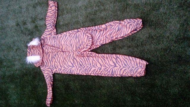 disfraz tigre