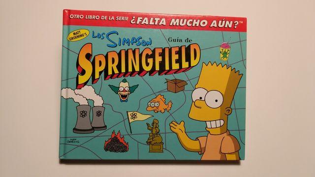 Los Simpson. Guia de Springfield