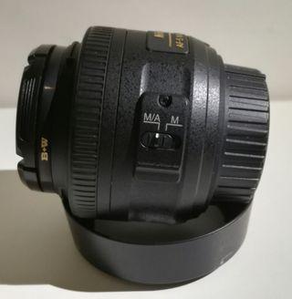 objetivo Nikon 35mm af-s