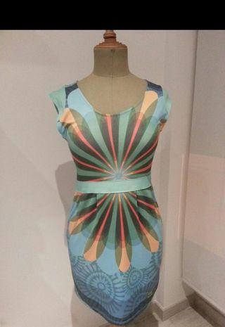 DESIGUAL Vestido talla L