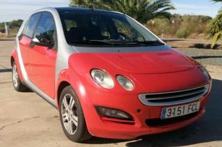 smart fortwo 1.5 dci