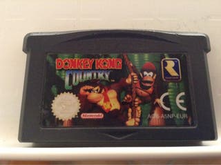 Juego Donkey Kong nintendo