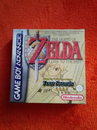 TLoZ: A link to the past + Four Sword