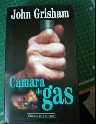 Libro «Cámara de gas»