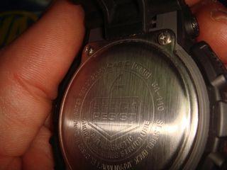 reloj Casio gshock ga110 carcasa y correa nuevas