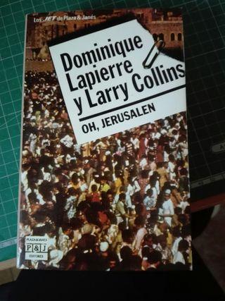 Libro «OH JERUSALEN» 1992