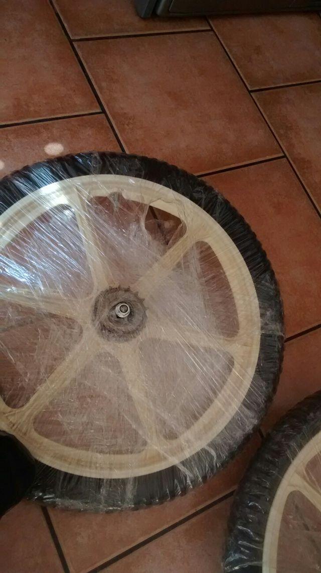 Llanta bicicleta