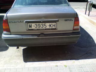 Opel cadel 1988